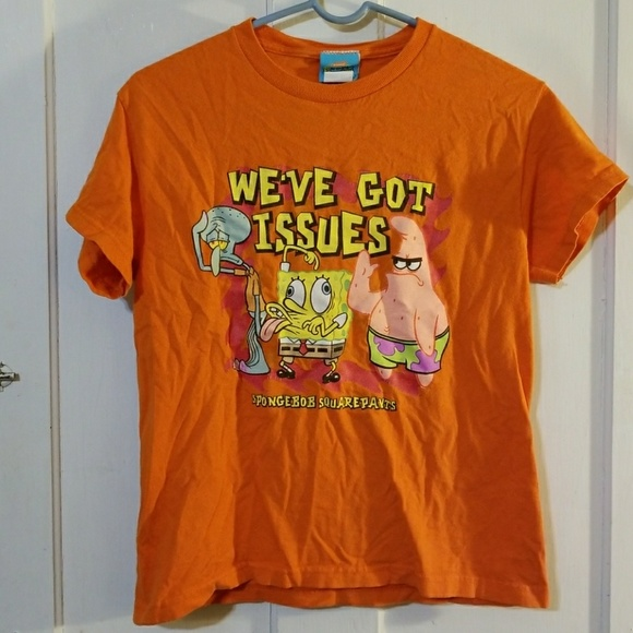 156d1ebef Nickelodeon Shirts & Tops | Boys Spongebob Tshirt Size Youth Large ...
